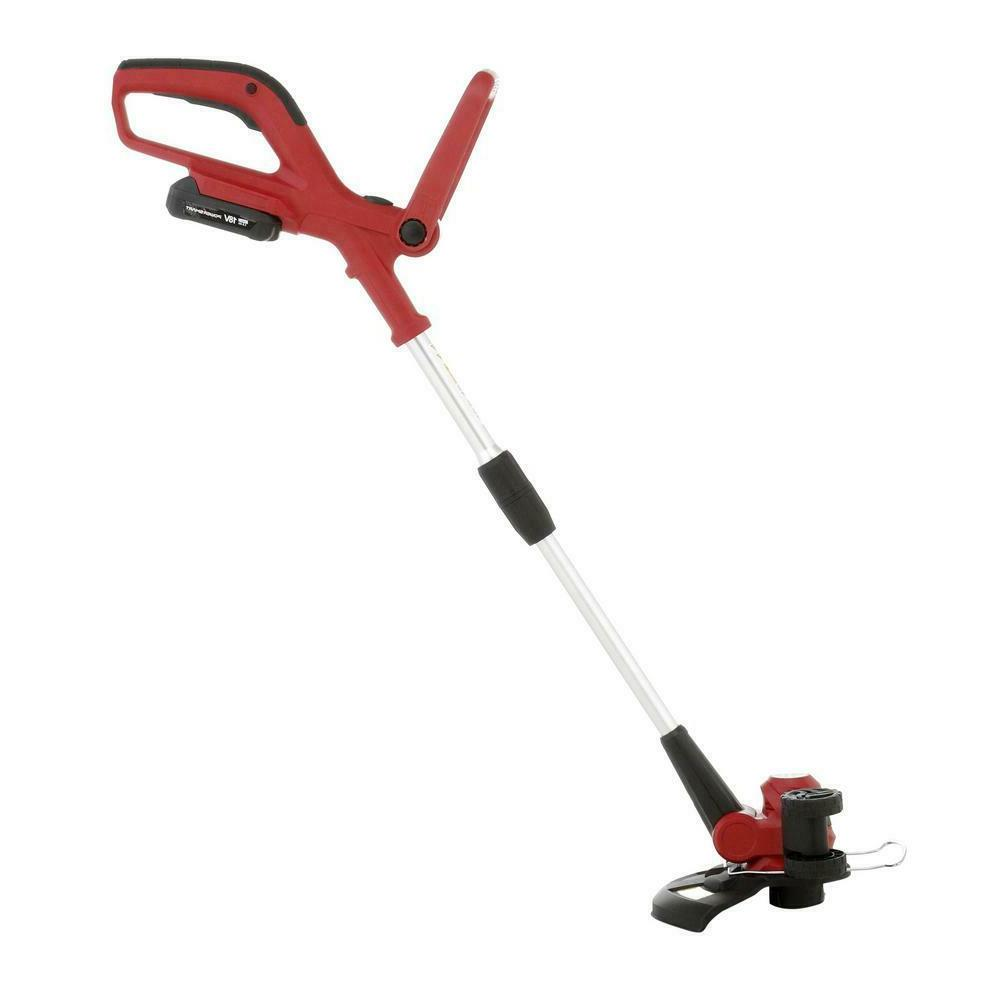Weed Cordless Trimmer Wacker Battery with Charger