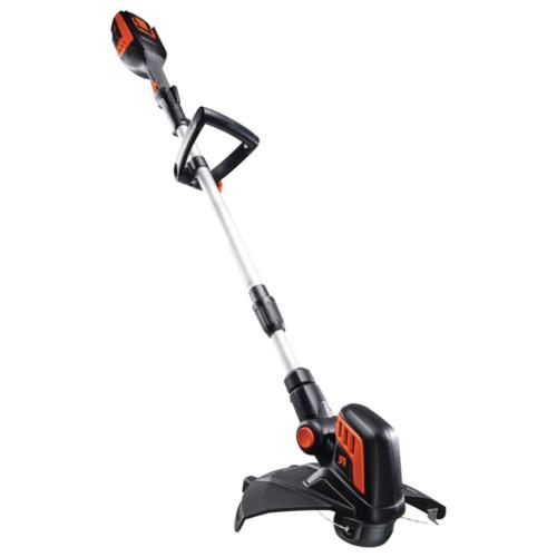 cordless string trimmer weed eater electric start