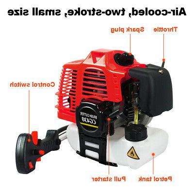 Gas Brush Cutter Grass Powerful for Mowing