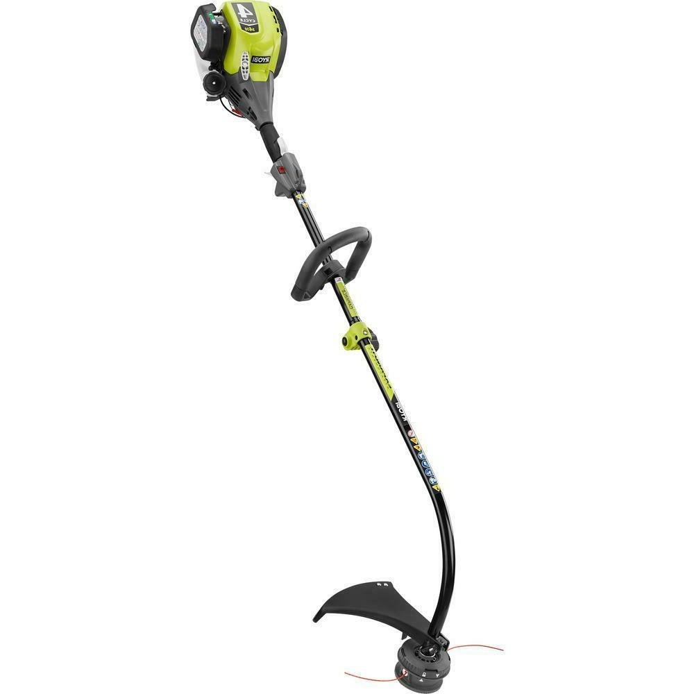 gas string trimmer 4 cycle attachment capable