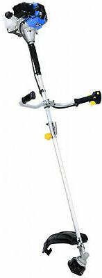 Gas String Trimmer Weed Wacker 2-Cycle 42.7cc Straight Shaft