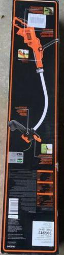 """New BLACK & DECKER GH3000 7.5-Amp 14"""" Corded Electric String"""