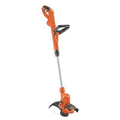 Black & 6.5 Amp in. Straight String Trimmer
