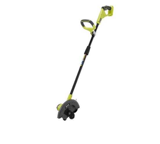Ryobi ONE+ 9 in. 18-Volt Lithium-Ion Cordless Electric Weed