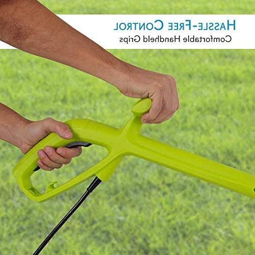 """SereneLife 21""""/2.3 String Cutting Electric Edger,"""