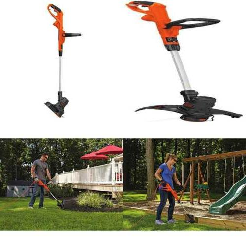 st8600 string trimmer edger corded