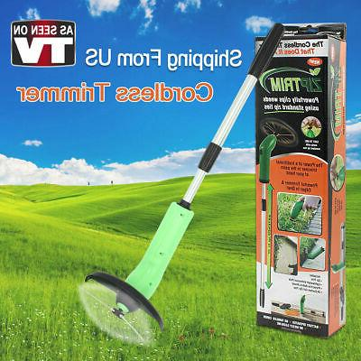 cordless powerful electric grass weeds lawn mower