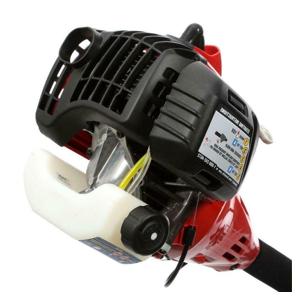 Homelite WeedEat 2Cycle Straight Power Trimmer
