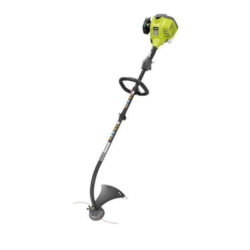 Ryobi in. Full Curved Shaft Gas Trimmer