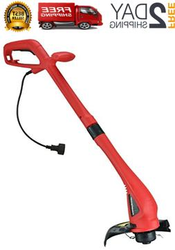 Lightweight String Trimmer Electric Corded Weed Eater Compac
