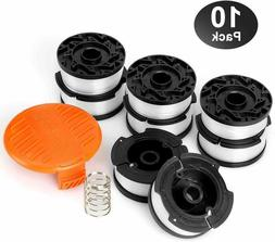 """Line String Trimmer Replacement Spool, 30ft 0.065"""" Autofeed"""