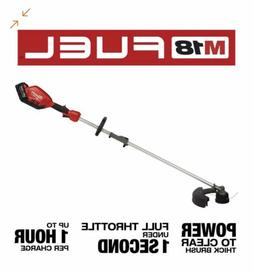 Milwaukee M18 FUEL String Trimmer w/ QUIK-LOK  New Fast Ship