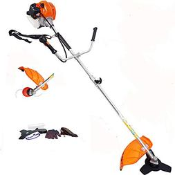 ECO-WORTHY Multi Function 2 in 1 Gas-Powered String Trimmer