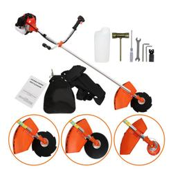 New Multi Powerful 52cc Gas Grass Trimmer Gasoline String Tr