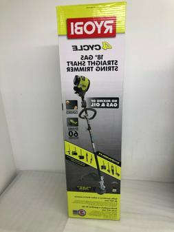 New Ryobi 4-Cycle 30cc Attachment Capable Straight Shaft Gas