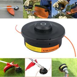 Nylon Line String Bump Weed Eater Trimmer Head Replacement F