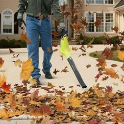 Ryobi One+ 18 Volt 120 mph Cordless Blower without Battery a
