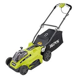 "16"" ONE+ 18-Volt Lithium-Ion Cordless Lawn Mower"