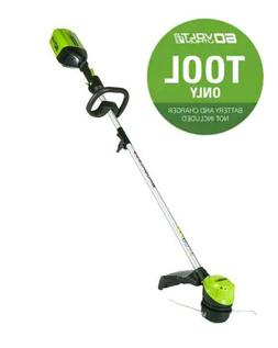 Greenworks Pro 60v Max 16-in Straight Cordless String Trimme