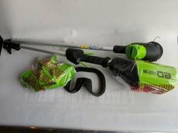 """Greenworks Pro 60v Max Cordless String Trimmer 13"""" Tool Only"""