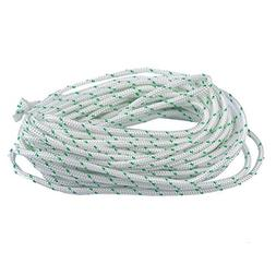 recoil starter rope pull cord