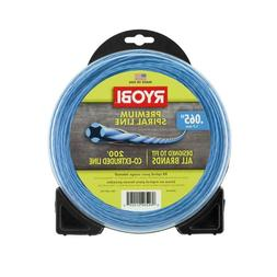 Ryobi String Trimmer Line 0.065 Inch X 200 Ft Heavy Duty Spi