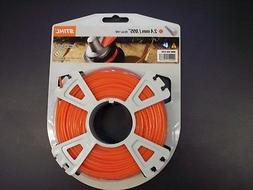 "STIHL STRING TRIMMER LINE .095"" Fits Most STIHL WEED TRIMMER"