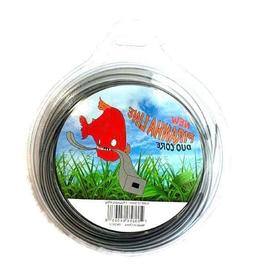 """STRING TRIMMER LINE - SQUARE DUO CORE - .095"""" - 250 FEET - 1"""