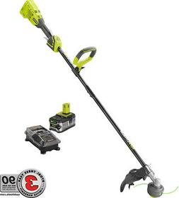 String Trimmer 18-Volt Lithium-Ion Brushless Cordless 4.0 Ah