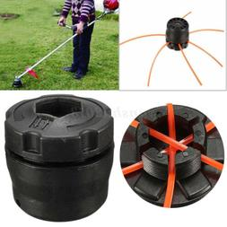 Universal Double Line String Trimmer Head Bobbin Set for Gas