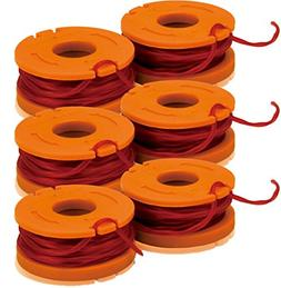 Worx  WA0004 10-Foot Trimmer Spool Line 2-Pack for WG150s #