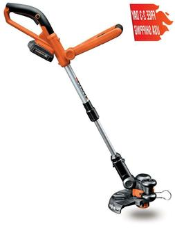 "Worx Wg155 20V Powershare 10"" Cordless String Trimmer & Edge"