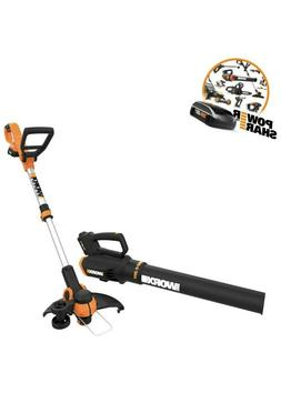 WORX WG929 20V Powershare 3-in-1 GT Grass Trimmer & Turbine