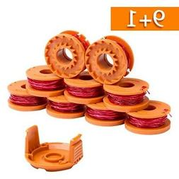 For WORX WA0010 Replacement Grass String Trimmer Spool Weed