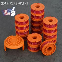 For WORX WA0010 Replacement Grass String Trimmer Spool Line