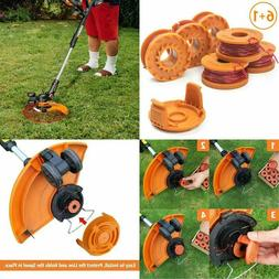 Worx Weed Eater String  Spools Parts Line Trimmer Spool Cap