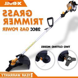 Xbull 28CC Grass String Trimmer Gas Powered Straight Shaft R